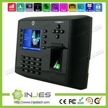 New Free Software WIFI GPRS Wireless Fingerprint Computer Time And Attendance(OCLOCK700)