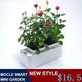 novo design da tabela vaso de flores