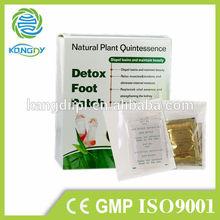 Best improve functions of vital organs Detox Foot Patch