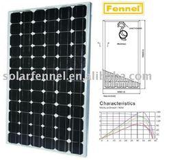 200W MONO SOLAR PANEL / .solar system /No anti dumping / CE/TUV/MCS certificate
