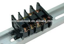 TS-015 Rail Mounted Barrier Type 15A Electronic PA Terminal Block