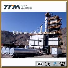 120t/h stationary asphalt mixer, bitumen mixing plant, asphalt mix plant