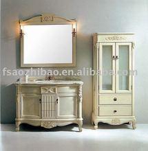 ancient bathroom vanity