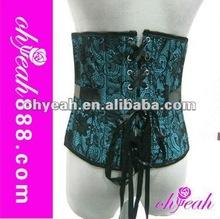 Popular interesting sexy satin corset