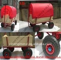 Wooden bollerwagen/Wooden cart/Wooden wagen TC4203B