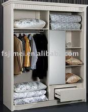 modern MDF panel clothes Wardrobe furniture