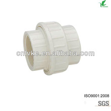 plastic pvc pipe union connector