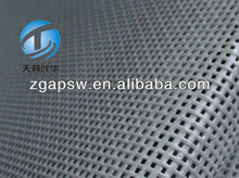 PVC Mesh Fabric For Building Protection With High Fire Against