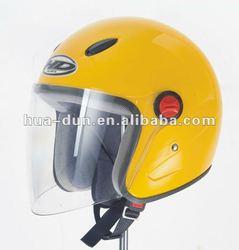 Huadun safety open face motorcycle helmet, anti-fogging warm helmet HD-531