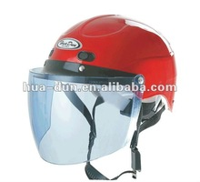 Huadun half face motorcycle helmet, HD-316