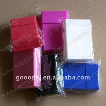 hot sale plain cigarette case cover