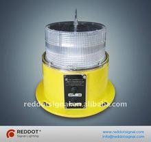 PL10S solar powered mining obstruction light