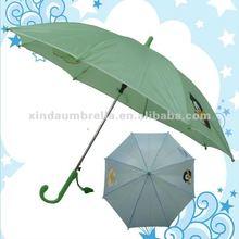 Pearl Shining Cartoon Kids Rain Umbrella
