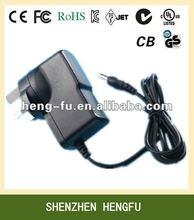 90-264V AC DC 12V 1A CCTV Power Supply Adapter