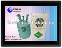 refrigerant gas R134a gas refrigerator cooling