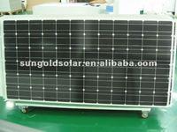 18V 320W RV mono solar panel solar world cells made in china