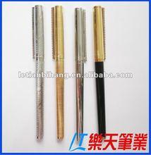 LT-Y053 2012 popular slim pen as stationery