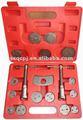 18 stück scheibenbremsbelag/bremssattel service-tool kit