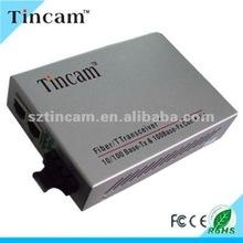 1 port 100M FX+2port 10/100M TX optical media converter