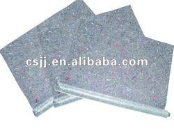 Fabric manufacturers textiles/Painter felt with anti-slip foil/