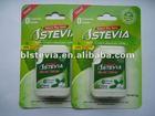 stevia sweetener tablet with flavors (strawberry,lemon etc)