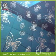 bathroom wall decorative stainless steel panel