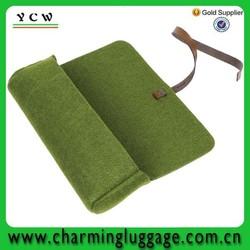 china factory cute with simple cosmetic handmade felt bag for storage/handmade felt pen bag