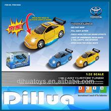 1:32 TOYOTA Model Die Cast Car