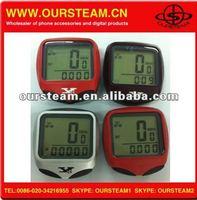 NEW hot wireless OEM Bicycle Speedometer 468C Speed Meter