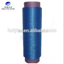HIM/NIM/SIM DTY 100% Dope dyed polyester filament yarn