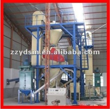 Latest Chinese product CE certificate turn key solution automatic full automatic dry mortar production line supplier