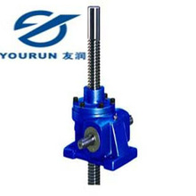 2T to 200T electric worm gear mechanical screw jack