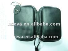 Fashionable Pu EVA camera cases with bossed costomized logo