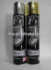 300ml Gold Chrome Spray Paint