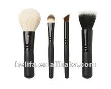 4 Pcs Mineral Makeup Brush Sets Free Sample