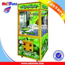 hot sale claw crane vending machine/ catch gift vending machine (CE certificated)NF-P31