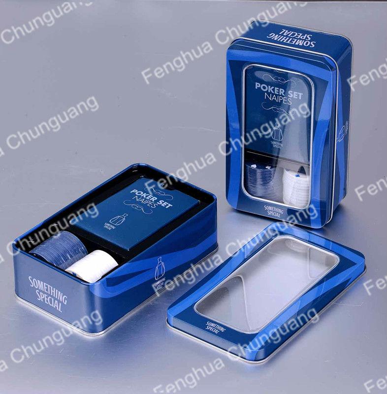premium wholesale custom casino poker chip set,hot poker set with chips and tin box packing