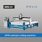 APW good price waterjet cutting machine for metal stone glass