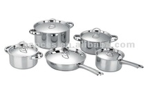 10Pcs Stainless Steel Cooking Housewares