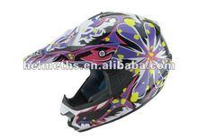 Motor cross helmet