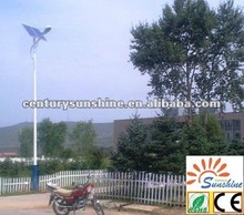 Most popular LED Solar street light with 3 years warranty,stream line shape--CE&ROHS, TUV