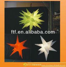Inflatable LED Stars