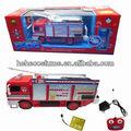 Rc juguete firetrucks, camión de bomberos de juguete
