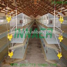 cheap galvanized pet rabbit cage in kenya farm
