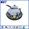 For industrial led lighting open frame circular 70W dimmableled driver