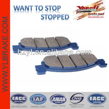 Good quality motorcycle brake pads zhejiang motorcycle