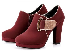 Fashion High Heel High Quality Lady Shoes