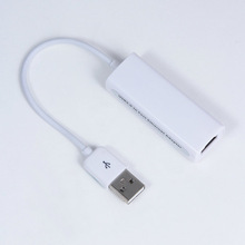 high quality!! RJ45 lan to usb converter for ipad RJ45 lan converter