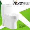 A3118 siphonic cheap one piece toilet with sink one piece toilet