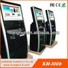 Luxury freestanding mall kiosk Keyboard kiosk